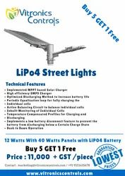 Offer for LiPo4 Solar Street Lights | Buy 5 Get 1 FREE