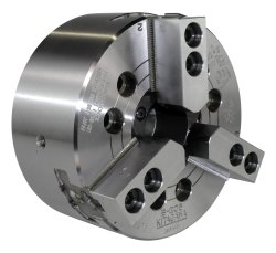Kitagawa 6-inch Power Chuck, Holding Capacity: 165 Mm, For Lathe Machine