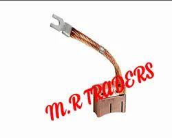 Copper Carbon Brush For Slipring Motor, For Slip Ring, Packaging Type: Standard