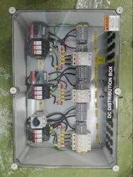 10 : 10 Solar Combiner Box
