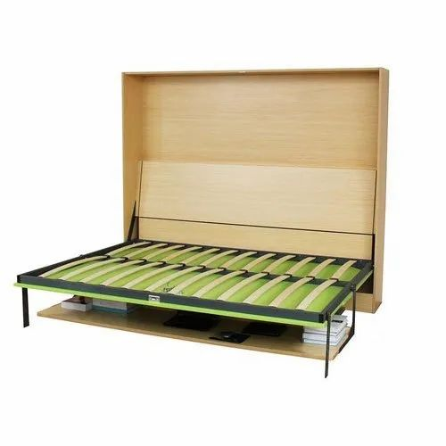 Horizontal Mechanism Wall Bed With Frame