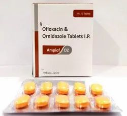 Ofloxacin and Ornidazole Tablets I.P