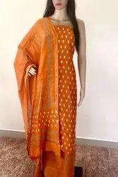 Chhipaart Cotton Salwar Suit Fabric