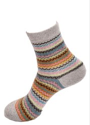 Ladies Woolen Winter Socks
