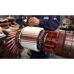 Oil Cooled Transformer Repairing Service