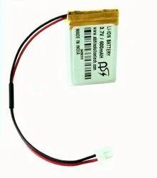 AST AST3.7/600L, Capacity: 600mah, Voltage: 3.7V