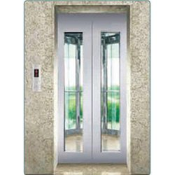 Lift Glass Door