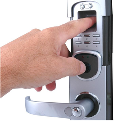 Mantra Biometric Fingerprint Lock