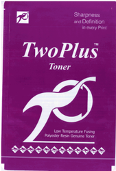 Two Plus Xerox Black Toner