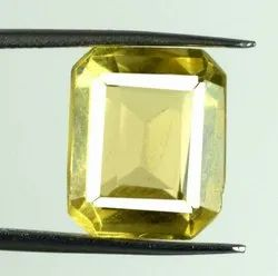 AAA Quality Lab Certified Natural Yellow Topaz, Packaging Type: Box