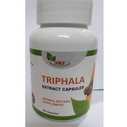 Triphala Extract Capsules