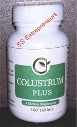 Colustrum Plus Tablets