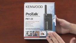 PKT-23 Kenwood License Free Radio