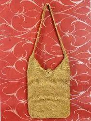 Golden Stylish Bag