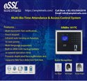 SilkBio-101TC Biometric Machine