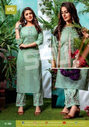 Kurti with Bottom