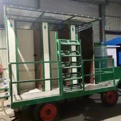Mobile Toilet Van 6 Seater Tollay
