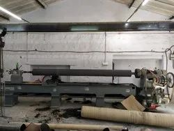 Dryer felt roller -paper machinery