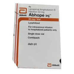 Liposomal Amphotericin B 50mg Injection