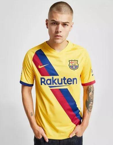 quality design 4ab5b fe4c5 Nike Fc Barcelona 2019/20 Away Shirt