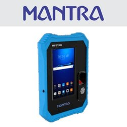 Mantra MFS TAB 4G Wifi and LAN Grande, Model Number: MFSTAB 4G