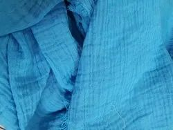 Double Layered Crinkle Cotton Fabric
