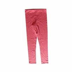 AD Vesha Plain Ladies Ankle Length Cotton Lycra Leggings