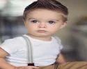 Baby Boy Hair Cut