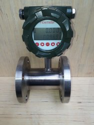 Digital Fuel Oil Turbine Flow Meter