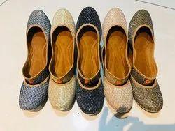 Women Party Wear Punjabi Shoe
