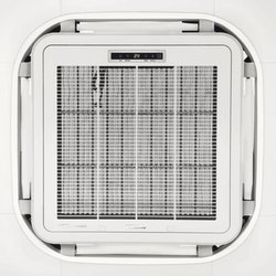 2 Ton 2 Star Voltas CAS 242 LZCC Cassette Air Conditioners, Cooling Capacity: 6400