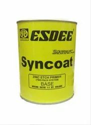 Matt Oil Based Paint Esdee Syncoat Industrial Paints, Packaging Type: Tin Can, Packaging Size: 1 Litre