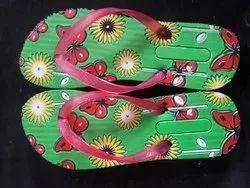 Rubber & Eva Ladies Flip Flop Slipper
