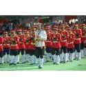 Plain Cotton School Band Uniform