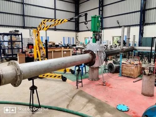Industrial Valves Control Valve Testing Service Provider From Chennai