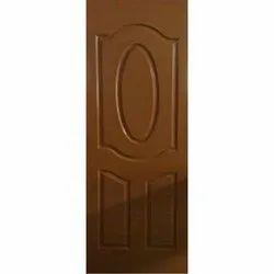 Dark Brown FRP Hinged Door