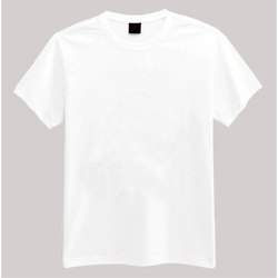 Plain Round Neck T- Shirt