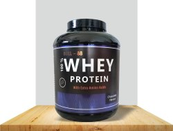 Bull - 88 Whey Protein 5lbs, Packaging Type: Plastic Container