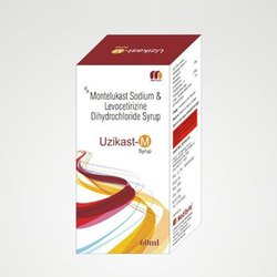 Montelukast Sodium and Levocetirizine Dihydrochloride Syrup