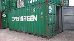Domestic Shipping Container 20ft