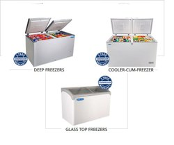 Blue star Chiller Freezer, Number of Doors: Varies, Refrigerant Used: Eco Friendly