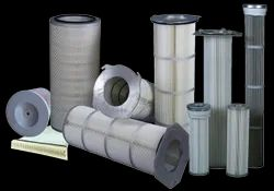 Industrial Air Pleated Dust Filter Cartridges
