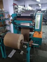 Single Phase Paper Lamination Machine