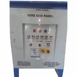 40 Hp 440V Wire Saw Electric Panel