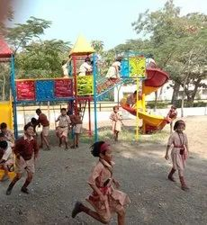 FRP Play Equipment