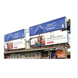 Plastic Bus Stand Hoarding, For Outdoor Advertising