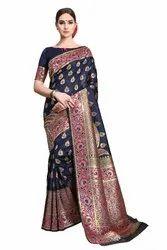 Wedding Wear Pure Banarsi Silk Sarees