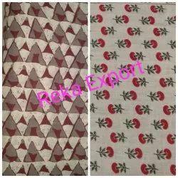 Printed Cotton Fabrics