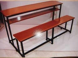 Three Seater Classroom Desk
