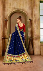 Paithani Silk Designs Saree